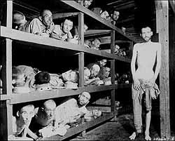 Fångar i koncentrationsläger